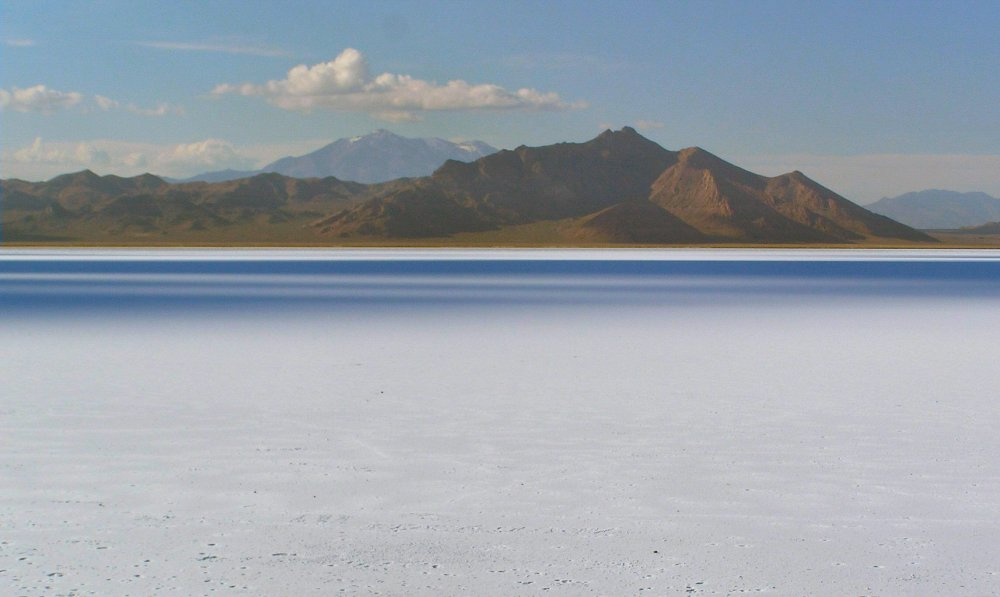 Arizona Salt Flats